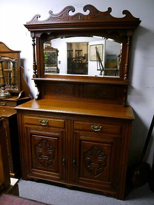 1800 1899 sideboards buffets furniture antiques 649 items picclick. Black Bedroom Furniture Sets. Home Design Ideas