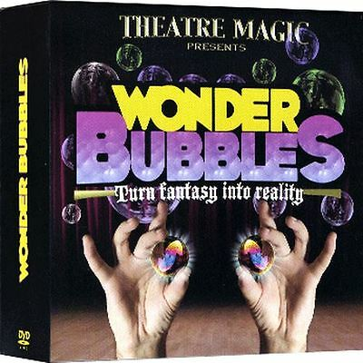 Magic Trick | Wonder Bubble (DVD and Gimmick) by Theatre Magic