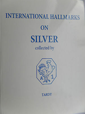 International Hallmarks on Silver collected by TARDY Book 2014 Edition