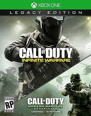 Call of Duty Infinite Warfare Legacy Edition Xbox One Game BRAND NEW SEALED