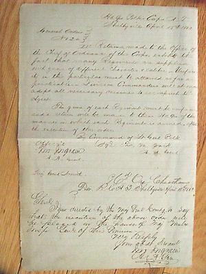 Shelbyville Tennessee Civil War Confederate Firearms Order