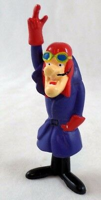 hb Dick Dastardly PVC Figure Toy H-B Muttley Sidekick