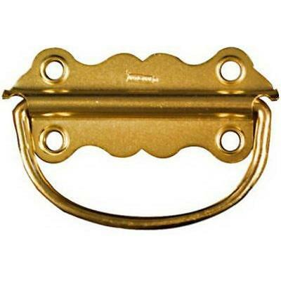 Brass Chest Handle National Mending Plates N213-421 038613213425