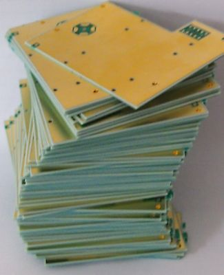 80 PC'S PCB 70mm x 79mm Eeach ,FOR GOLD RECOVERY SCRAP (For a limited time)