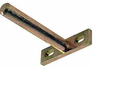 2 Concealed Floating Shelf Support T Bracket Wall Fixing {ONE PAIR OF}