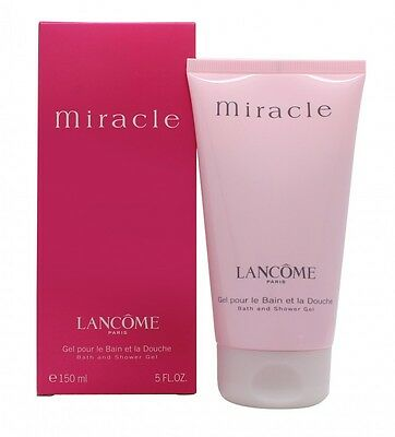Lancome Miracle Shower Gel 150Ml - Women's For Her. New. Free Shipping