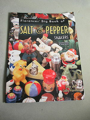 Florence's Big Book Of Salt & Pepper Shakers Price Guide Collector Book 2007