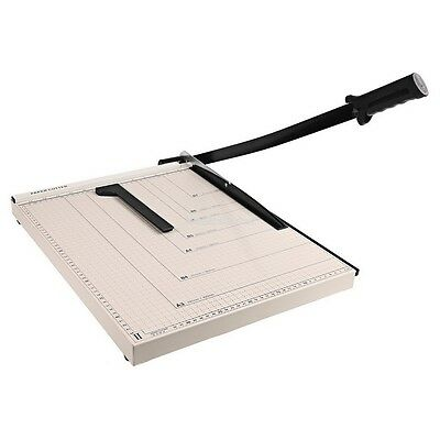 Professional A3 Paper Cutter Trimmer Guillotine Machine Guard Home Office