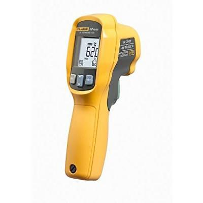 Fluke 62 MAX IR Thermometer, Non Contact, -20 to +932 Degree F Range New