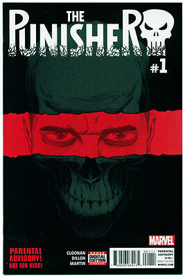PUNISHER #1 - NM/Unread Comic Book! - Jul 2016 - Newest Ongoing Series!