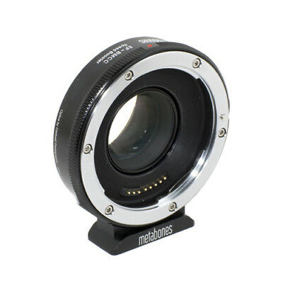 Metabones Speed Booster Adaptor Canon EF to BMCC - Black Matt ( MB-115