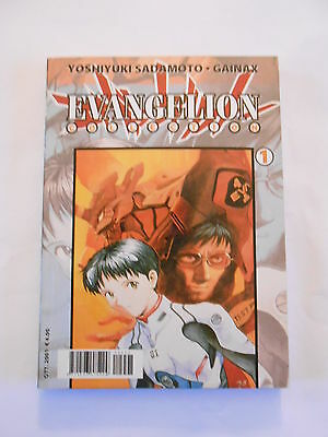 EVANGELION collection n.1 ottobre 2001 - PLANET MANGA