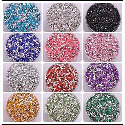 Half Pearl Round Bead Flat Back Scrapbook for Craft FlatBack 2/3/4/5/6/7/8MM