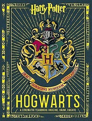 Hogwarts: A Cinematic Yearbook (Harry Potter) 9781407173382