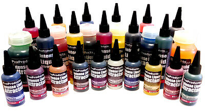 Intense Liquid Flavour Additive Bait Attractant 31 different flavours