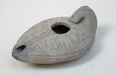 Islamic Oil Lamp Archaeology Islam Found In Palestine Israel