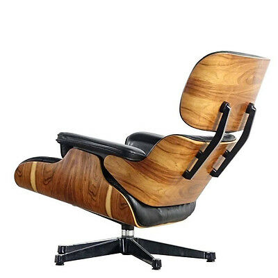 Charles & Ray Eames Lounge Chair Rosewood by Vitra Stunning Shells Herman Miller
