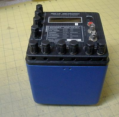 Radian Research Metronic RM-10-01 Portable Watthour Standard
