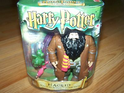 Harry Potter Magical Minis Collection Hagrid Action Figure w Norbert New Mattel