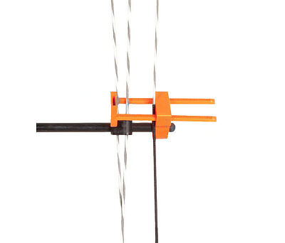 New ACU Archery Compound Bow Safety Cam String Lock Prevent Dry Fire Damage