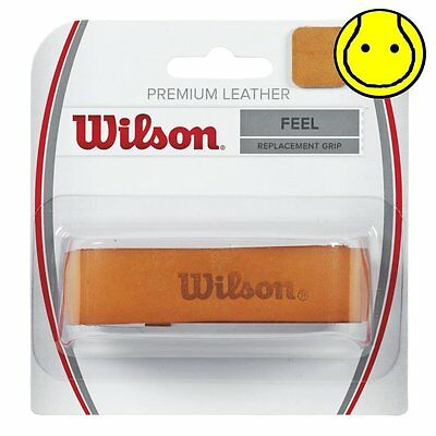 Wilson Premium Leather Replacement Tennis Grip