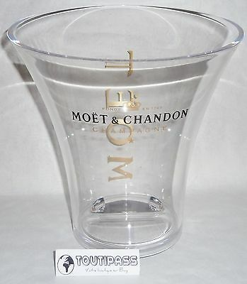 "MOET & CHANDON CHAMPAGNE Seau à glace ""Trendy"" NEUF"