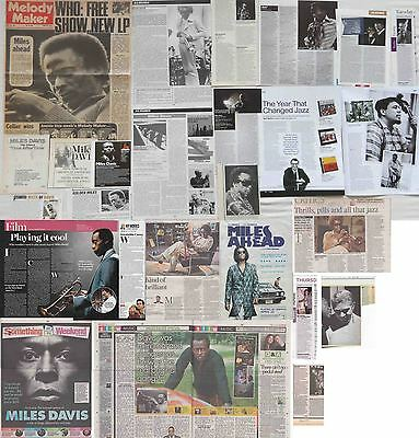 Miles Davis : Cuttings Collection