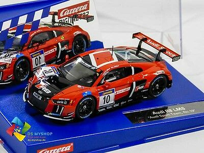 "Carrera 30770 Digital132 Audi R8 LMS ""Audi Sport Team, No. 10"" OVP/NEUWARE!"