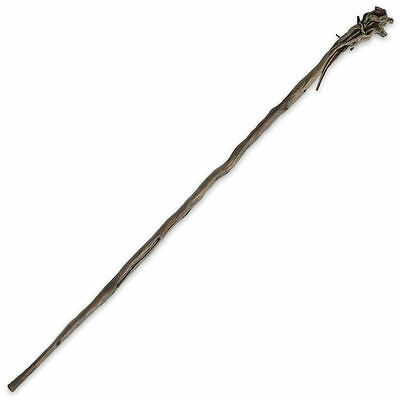United Cutler Lotr Uc3108 Hobbit Staff Of Gandalf Gray With Display