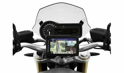 BMW R1200GS LC Motorcycle Navigator V for Navigation preparation