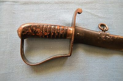 Nathan Starr 1818 Contract Cavalry Saber