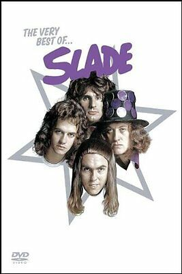 Slade - The Very Best Of NEW DVD