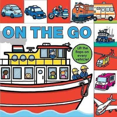 On the Go by Roger Priddy 9781783410446 (Board book, 2014)