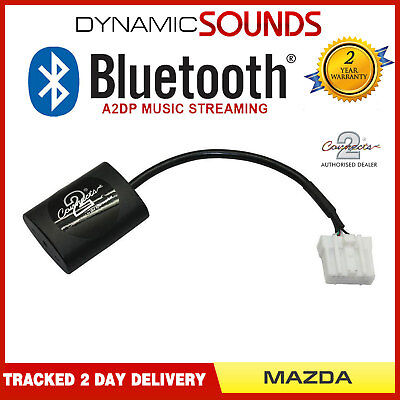 CTAMZ1A2DP Bluetooth Streaming Interface Adaptor For Mazda 2 3 5 6 MX-5 RX-8