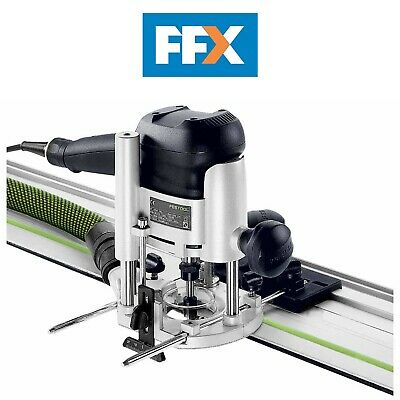 Festool 574374 Router OF1010 EBQ-Set GB 240V includes 800mm rail