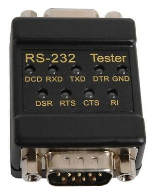 Link Tester, Rs232/db9