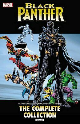 Black Panther by Christopher Priest: The Complete Collection Volume 2
