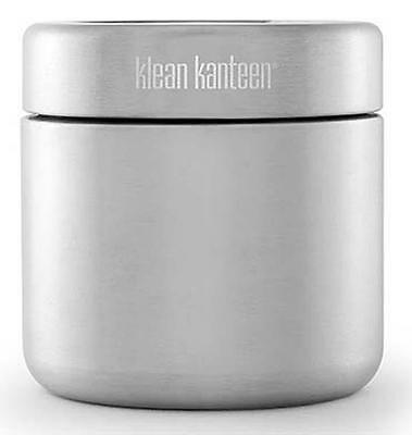 Klean Kanteen 0.47 L Food Canister With Stainless Lid 0.47 L Steel Accesorios