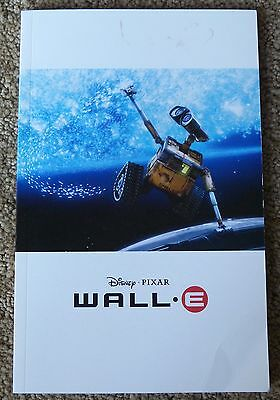 WALL E FYC For Your Consideration screenplay script book 2