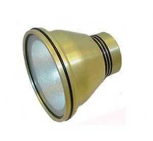 Green Force Frontlens Hid 100 Impact Spot 120 One Size  Modular-lampen
