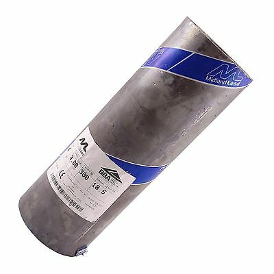 "300mm 12"" inch Code 4 Lead Flashing Roll Roof Roofing Repair Midland Lead"