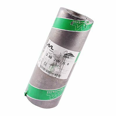 "240mm 9"" inch Code 3 Lead Flashing Roll Roof Roofing Repair Midland Lead"