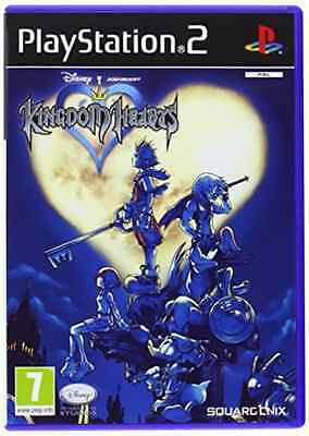 Sony Playstation 2-KINGDOM HEARTS  GAME NEW