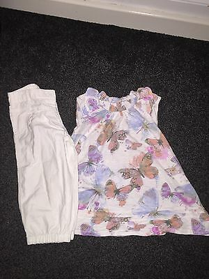 Lovely Girls Next Tunic  Outfit 4-5 Years
