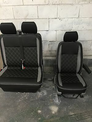 Vw T5 Seats Captain Rock And Roll Bed