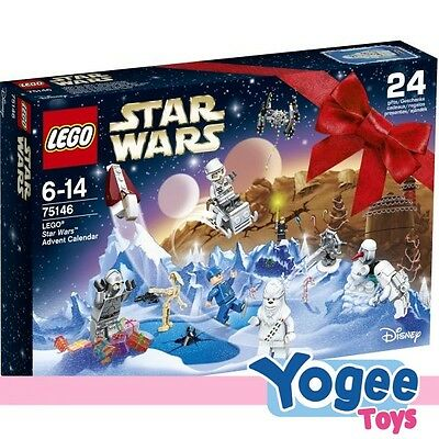 LEGO® Star Wars™ 75146  Advent Calendar