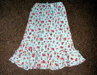 Mini Boden Skirt age 7-8 years