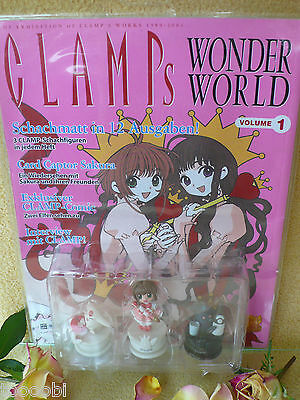 CLAMP ノキセキ Clamp´s Wonderworld Volume 1 + Chess - Manga & Anime Egmont - sealed
