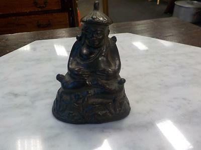 Antique / Vintage Metal Buddha