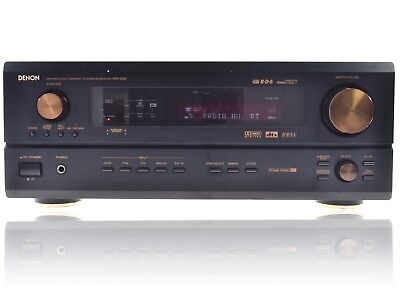 Denon AVR-3300 5.1 Dolby Surround Stereo Receiver